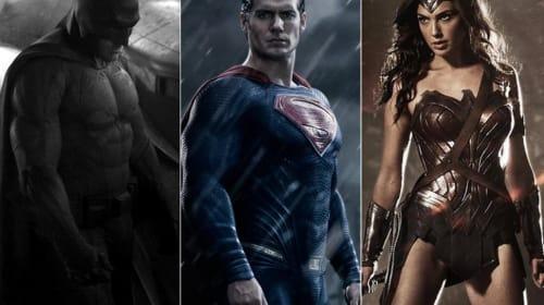 Batman vs. Superman Trailer With Jupiter Ascending? Nope!