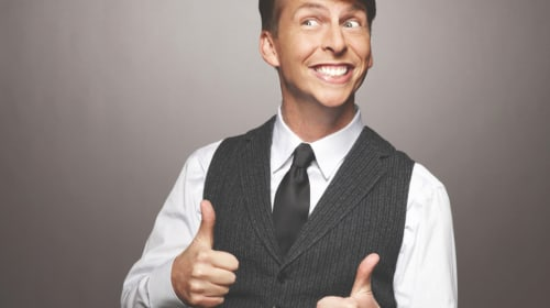 Jack McBrayer To Portray Penny's Brother In 'The Big Bang Theory'