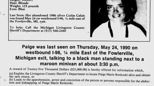 Michigan's Missing: Five Unsolved Disappearances From the Mitten State