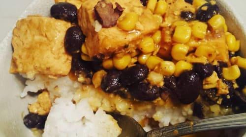 Recipe: Coconut Curry Tofu
