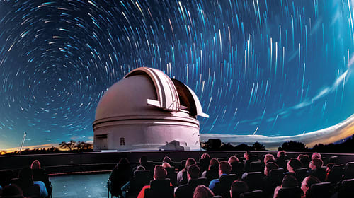 Coolest Observatories and Planetariums in the US