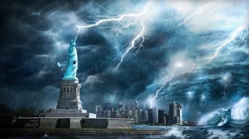Mega Tsunami Threatens US East Coast