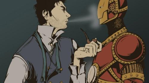 History of Sherlock Holmes' Pipe