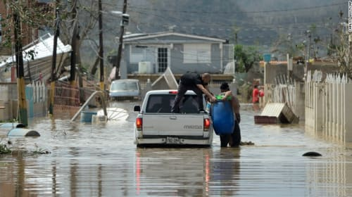 Four Ways You Can Help Victims of Hurricane Maria