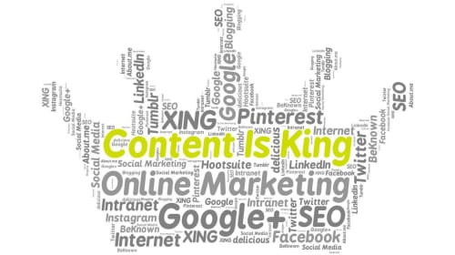 "Why Quality Content Is the ""Real King?"""