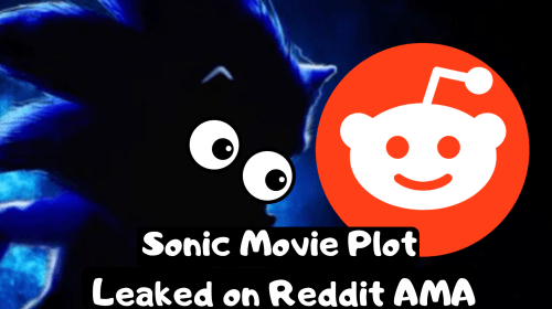 'Sonic' Movie Plot Leaked on Reddit AMA