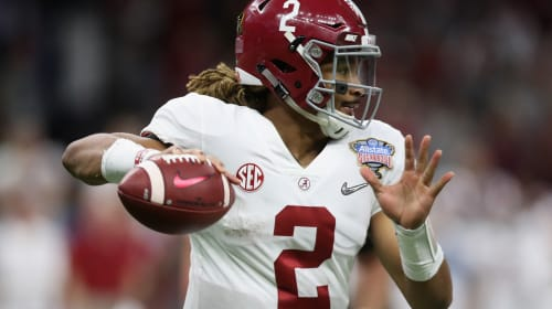 The Amazing Journey of Alabama Quarterback Jalen Hurts
