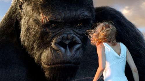 'King Kong': My Movie Weakness
