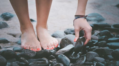 How to Take Care of Your Legs and Feet