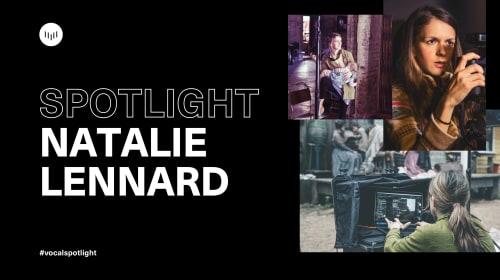 Creator Spotlight: Natalie Lennard