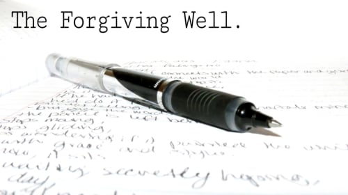 The Forgiving Well.