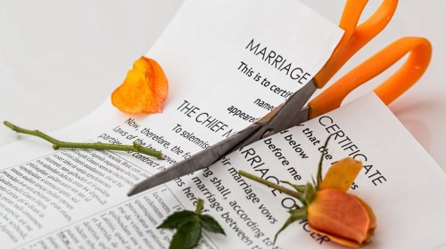 Post War Divorce