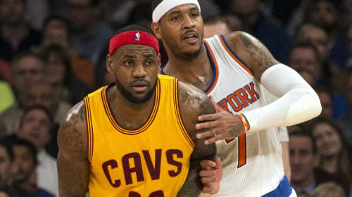 Three Reasons the Cavaliers Should Revisit the Carmelo Deal