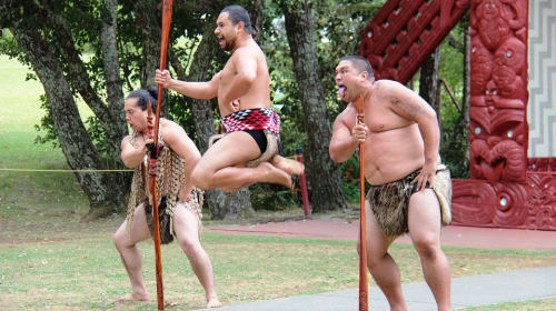 5 Quick Maori Facts