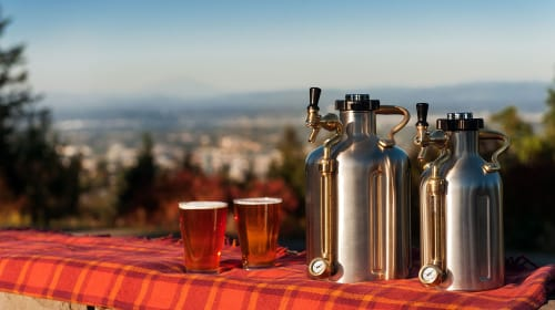 Best Beer Growlers to Buy Right Now
