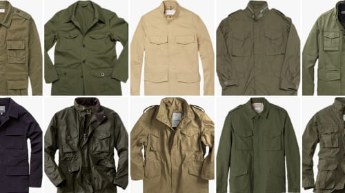 Coolest Military Field Jackets