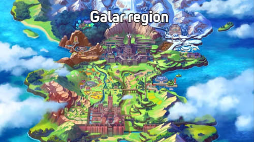 What Pokémon Might We Meet in the Galar Region?