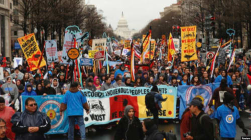 Indigenous Peoples Are Under Attack