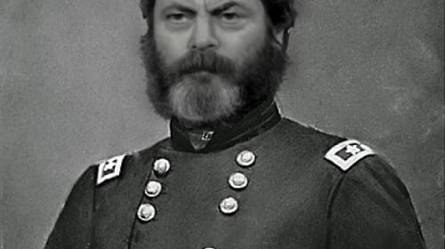 Why Nick Offerman Should Be the President of the USA