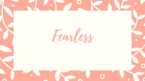 Fearless 6