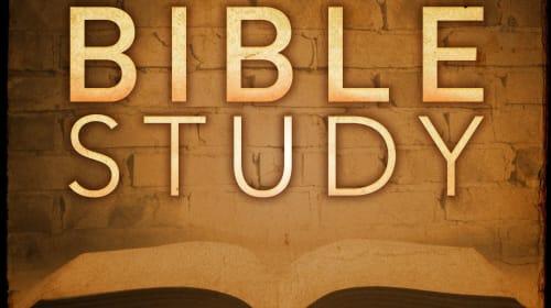 Saturday Night Bible Study
