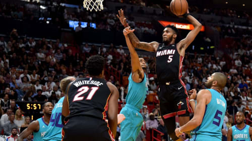 Airplane Mode! Why Derrick Jones Jr and the Miami Heat Are an Awesome Fit