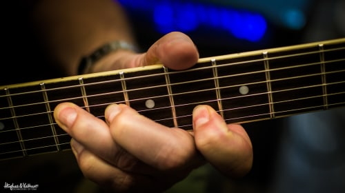 3 Reasons to Start Working on Your Guitar Technique