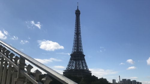 Paris in Five Days