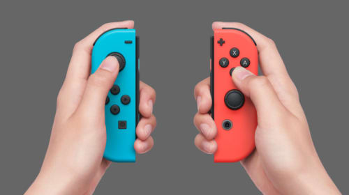Joy-Con To The World: Our First Look At Nintendo Switch's Immersive Controller