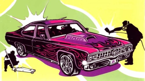 Whatever Happened To The 'Pimp My Ride' Cars?