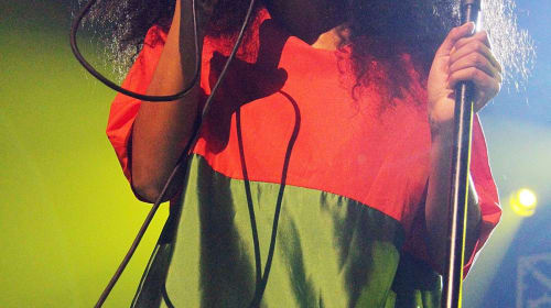 The Sounds of Solange Knowles