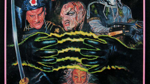 Reed Alexander's Horror Review of 'Neon Maniacs' (1986)