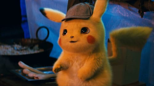 My Review of 'Detective Pikachu'