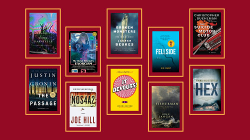 Most Frightening Horror Books of the Decade