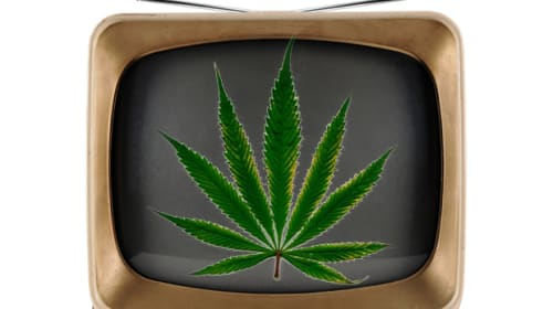 Top 9 TV Shows to Watch When You're High
