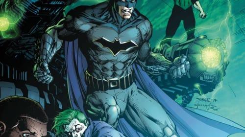 Previewing DC Comics' July 2017 Solicitations