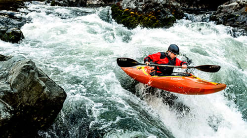 Kayaking and Emotional Intelligence