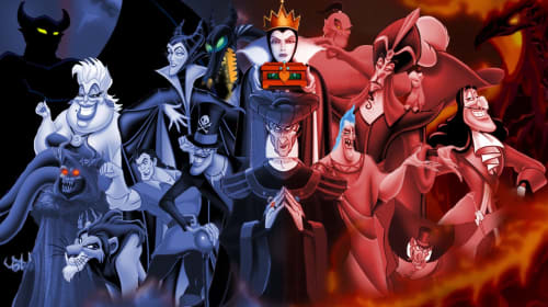 Top Disney Villain Songs