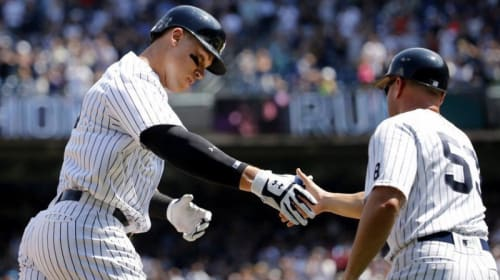 The Aaron Judge Cinderella Story Continues