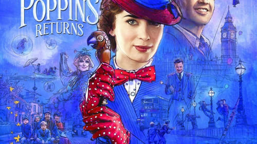 'Mary Poppins Returns': A Review