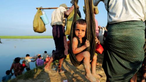 """UNICEF Report: Almost 50 Million Children Displaced"""