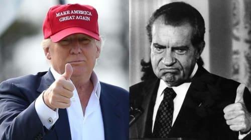 The Trump Fiasco Is All Richard Nixon's Fault