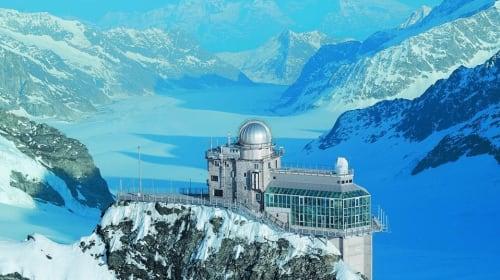Jungfrauhoch, Switzerland