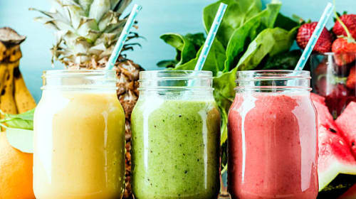 Simple Smoothies for First Timers