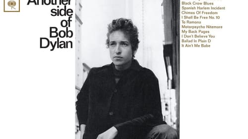 8th of August, 1964: 'Another Side of Bob Dylan' by Bob Dylan Was Released