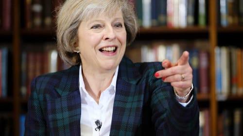 Dear Theresa, Do You Want to Go Nuclear?