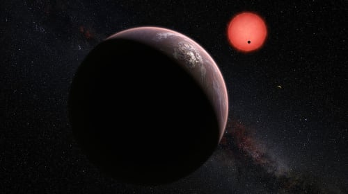 NASA's Kepler Space Telescope Continues Observations of TRAPPIST-1 Planetary System