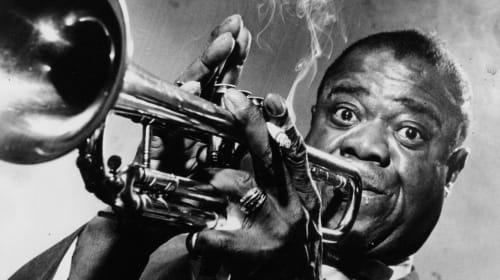 Louis Armstrong and Marijuana