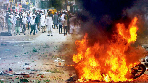 The Politics of Communal Violence