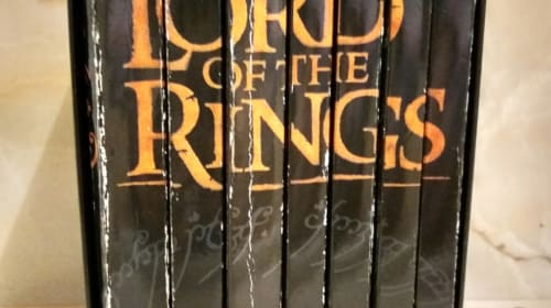 'The Great Schism' and 'The Lord of the Rings'
